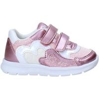 Boty Děti Módní tenisky Chicco 01065680000000 Růžový