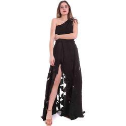 Textil Ženy Společenské šaty Federica Tosi FTE20AB070.0CH0013 Černá
