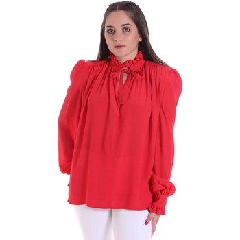 Textil Ženy Halenky / Blůzy Cristinaeffe 0138 2291 Červené