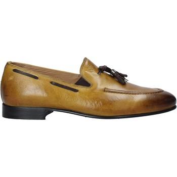 Boty Muži Mokasíny Exton 1026 Žlutá
