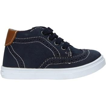 Boty Děti Kotníkové boty Balducci BS880 Modrý