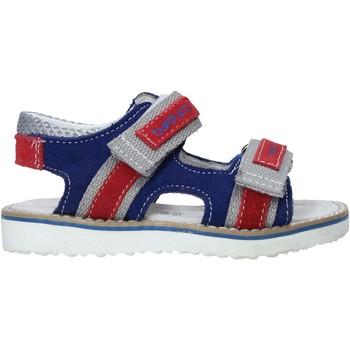 Boty Děti Sportovní sandály Balducci BS831 Modrý