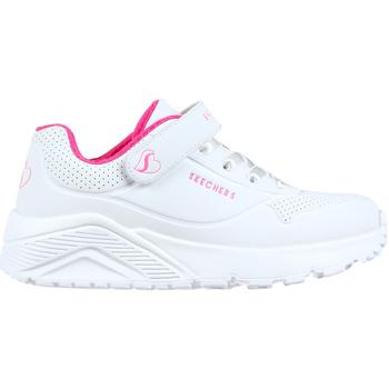 Boty Děti Módní tenisky Skechers 310451L Bílý