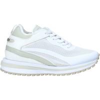 Boty Ženy Nízké tenisky Apepazza S1LSD01/NYL Bílý