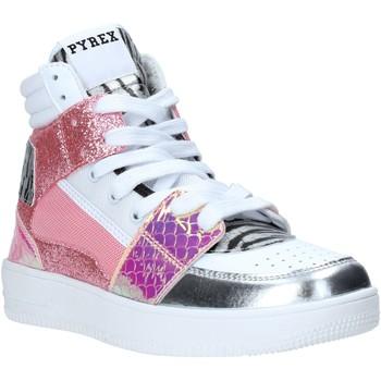 Boty Ženy Kotníkové tenisky Pyrex PY050111 Růžový
