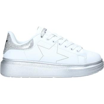 Boty Ženy Nízké tenisky Shop Art SA050116 Bílý