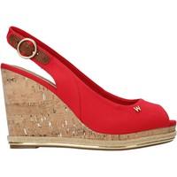 Boty Ženy Sandály Wrangler WL11651A Červené