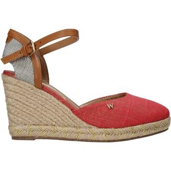 Boty Ženy Sandály Wrangler WL11610A Červené