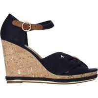 Boty Ženy Sandály Wrangler WL11652A Modrý