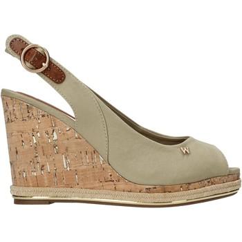Boty Ženy Sandály Wrangler WL11651A Béžový