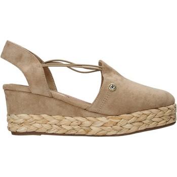 Boty Ženy Sandály Wrangler WL11642A Béžový