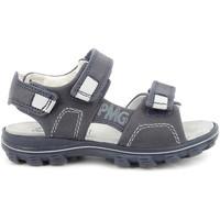 Boty Děti Sandály Primigi 7397200 Modrý