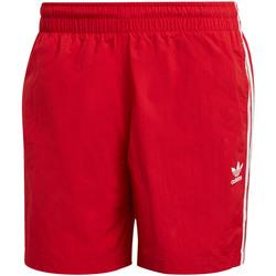 Textil Muži Plavky / Kraťasy adidas Originals GN3526 Červené