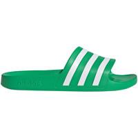 Boty Děti Dřeváky adidas Originals FY8048 Zelený