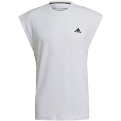Textil Muži Trička s krátkým rukávem adidas Originals GP9517 Bílý