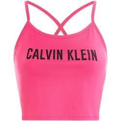 Textil Ženy Sportovní podprsenky Calvin Klein Jeans 00GWS1K163 Růžový