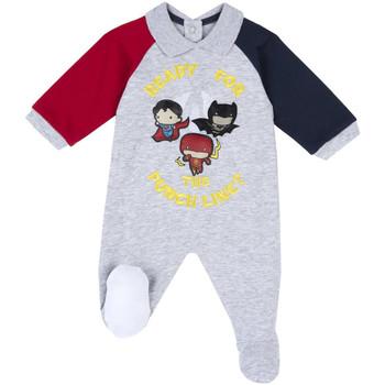 Textil Děti Overaly / Kalhoty s laclem Chicco 09002134000000 Šedá