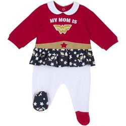Textil Děti Overaly / Kalhoty s laclem Chicco 09002136000000 Červené