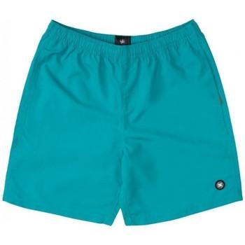 Textil Chlapecké Plavky / Kraťasy DC Shoes BAÑADOR PISCINA NIÑO DC EDBWS03069 Zelená
