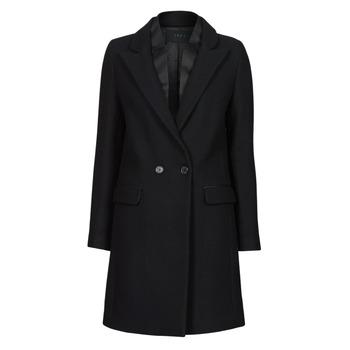 Textil Ženy Kabáty Ikks BETA Černá