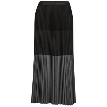 Textil Ženy Sukně Ikks COLUMBA Černá