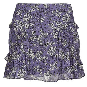 Textil Ženy Sukně Ikks SEEH Modrá