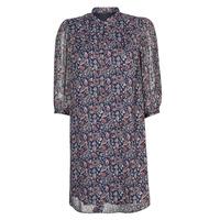 Textil Ženy Krátké šaty Ikks SHALLOW Tmavě modrá