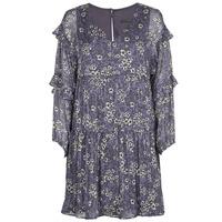 Textil Ženy Krátké šaty Ikks FRENNU Modrá