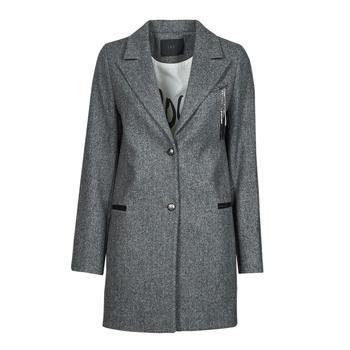Textil Ženy Kabáty Ikks GUILIA Černá