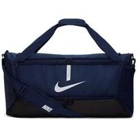 Taška Sportovní tašky Nike Academy Team Tmavomodré