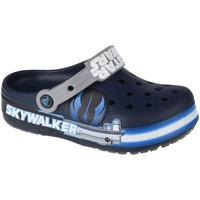 Boty Děti Pantofle Crocs Fun Lab Luke Skywalker Lights K Clog Modrá