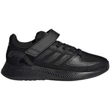 Boty Děti Běžecké / Krosové boty adidas Originals Runfalcon 20 C Černé