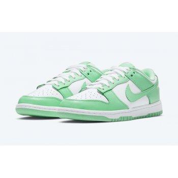 Boty Nízké tenisky Nike Dunk Low Green Glow White/Green Glow