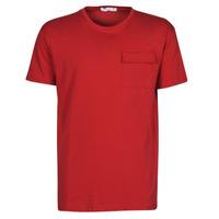 Textil Muži Trička s krátkým rukávem Yurban ORISE Červená