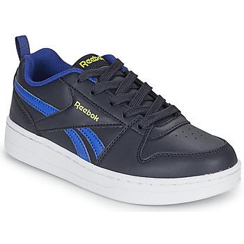Boty Děti Nízké tenisky Reebok Classic REEBOK ROYAL PRIME Tmavě modrá / Modrá