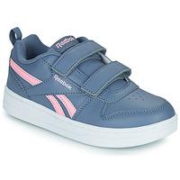 Boty Dívčí Nízké tenisky Reebok Classic REEBOK ROYAL PRIME Tmavě modrá / Růžová