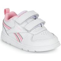 Boty Dívčí Nízké tenisky Reebok Classic REEBOK ROYAL PRIME Bílá / Růžová