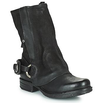 Boty Ženy Kotníkové boty Airstep / A.S.98 SAINT EC Černá