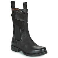 Boty Ženy Kotníkové boty Airstep / A.S.98 SAINTEC CHELS Černá