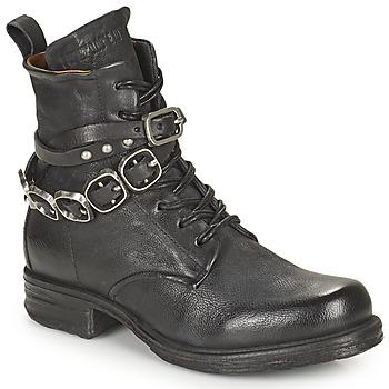 Boty Ženy Kotníkové boty Airstep / A.S.98 SAINTEC BRIDE Černá