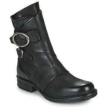 Boty Ženy Kotníkové boty Airstep / A.S.98 SAINTEC DOUBLE Černá