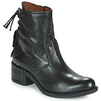 Boty Ženy Kotníkové boty Airstep / A.S.98 OPEA LACE Černá