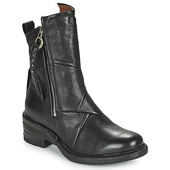 Boty Ženy Kotníkové boty Airstep / A.S.98 MIRACLE ZIP Černá
