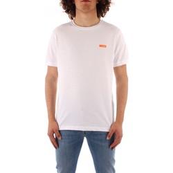 Textil Muži Trička s krátkým rukávem Refrigiwear JE9101-T27100 Bílá