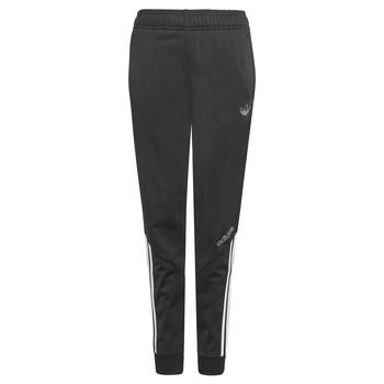 Textil Děti Teplákové kalhoty adidas Originals BLOEU Černá