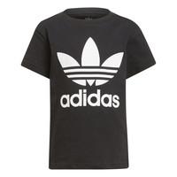 Textil Děti Trička s krátkým rukávem adidas Originals CHANTIS Černá