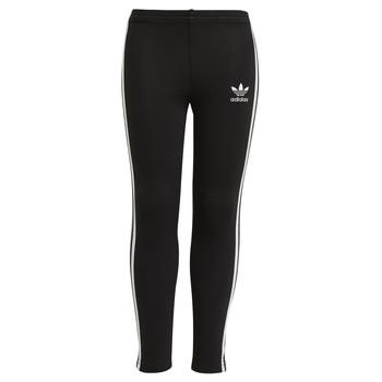 Textil Dívčí Legíny adidas Originals CHALEIR Černá