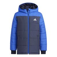 Textil Děti Prošívané bundy adidas Performance RACHELA Tmavě modrá / Černá
