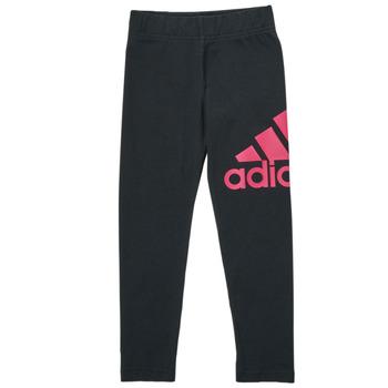 Textil Dívčí Legíny adidas Performance MARIONA Černá