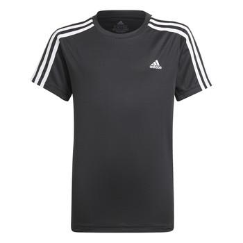 Textil Chlapecké Trička s krátkým rukávem adidas Performance MARIONA Černá